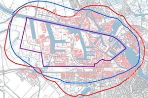 Schets Project geluidisolatie Zaanstad en Amsterdam