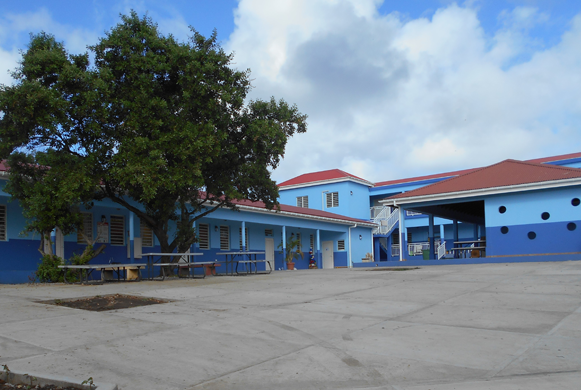 Renovatie Bethel Methodist School