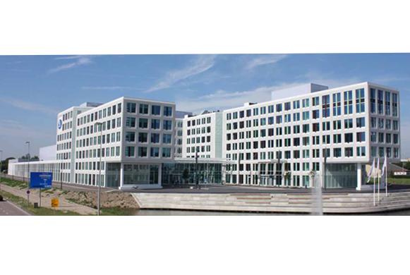 Nieuwbouw Endemol Studio's en Kantoren