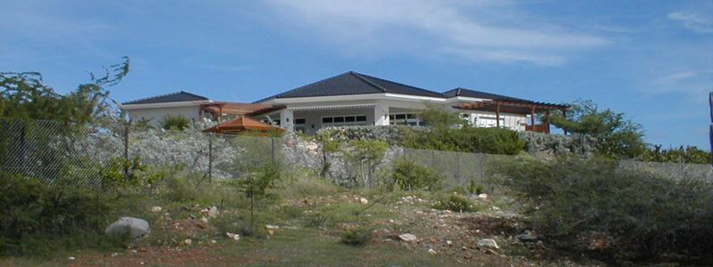 Patist woonhuis Aruba