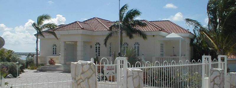 Van der Vliet woonhuis Aruba
