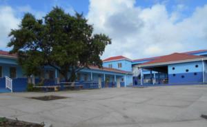 renovatie Bethel Methodist School St Eustatius